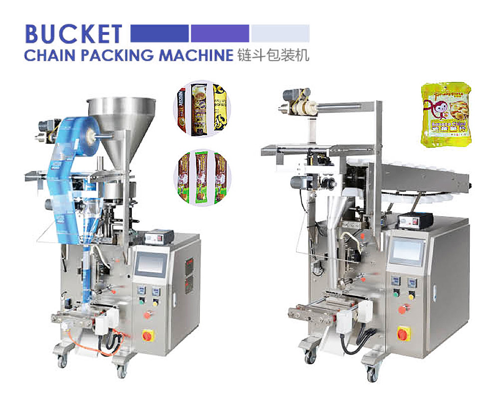 Bucket Chain Packing Machine